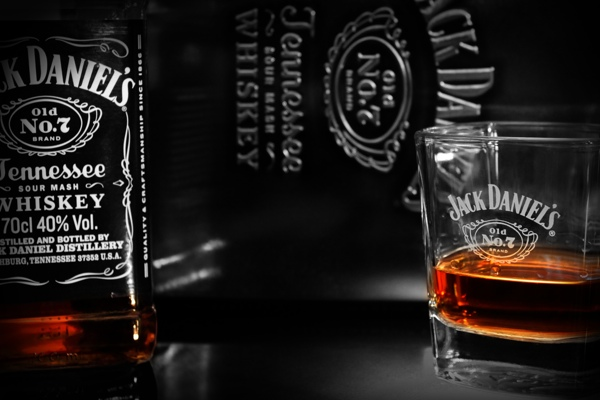 Jack Daniel  S Old No 7 Wallpaper By Jr Dept-D4Is6X0