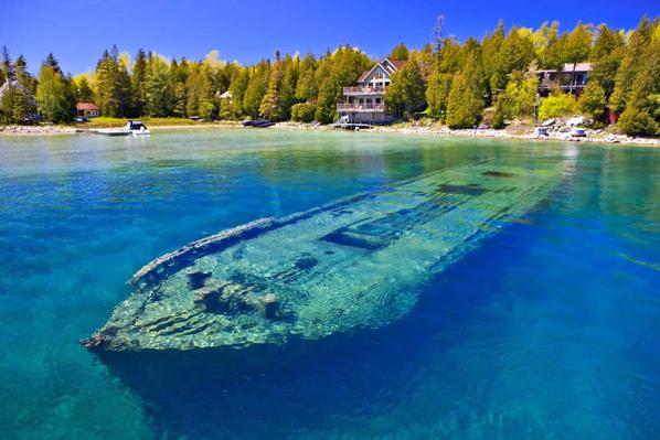 Lake-Huron-Shipwreck-Fathom-Five-National-Marine-Park-Ontario-140