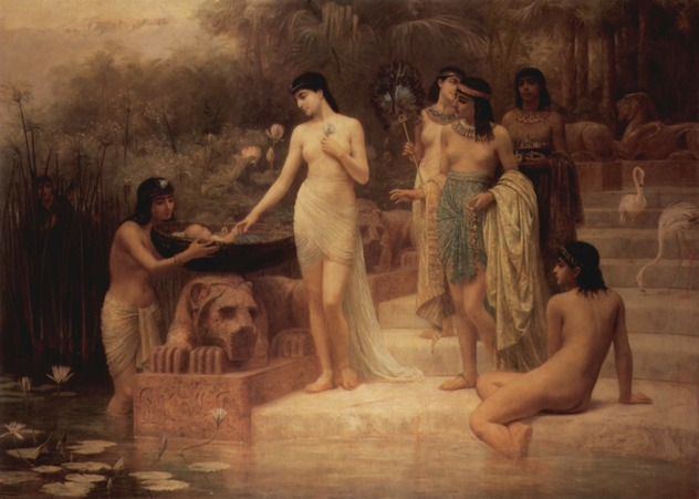 The-Finding-Of-Moses-Edwin-Long