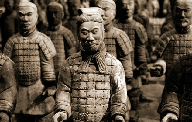 The Mystery Of Qin Shi Huangdi's Mausoleum 4