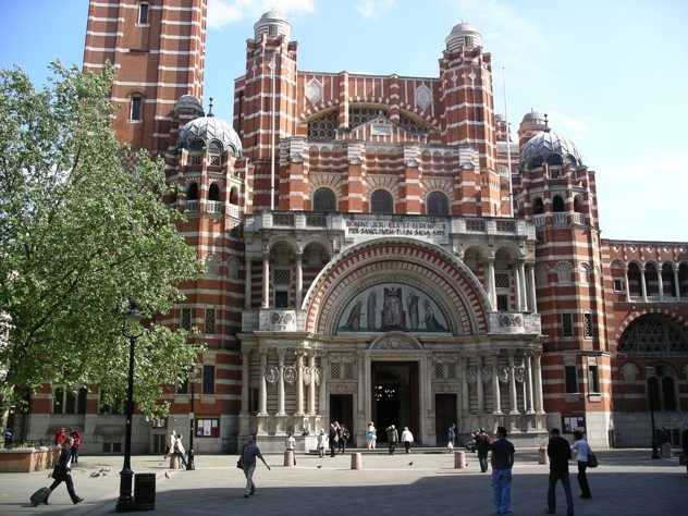Westminster Cathedral Front