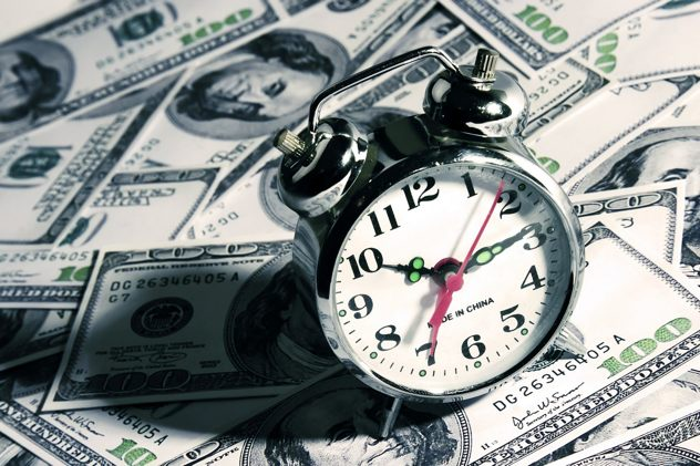 Clock-And-Money
