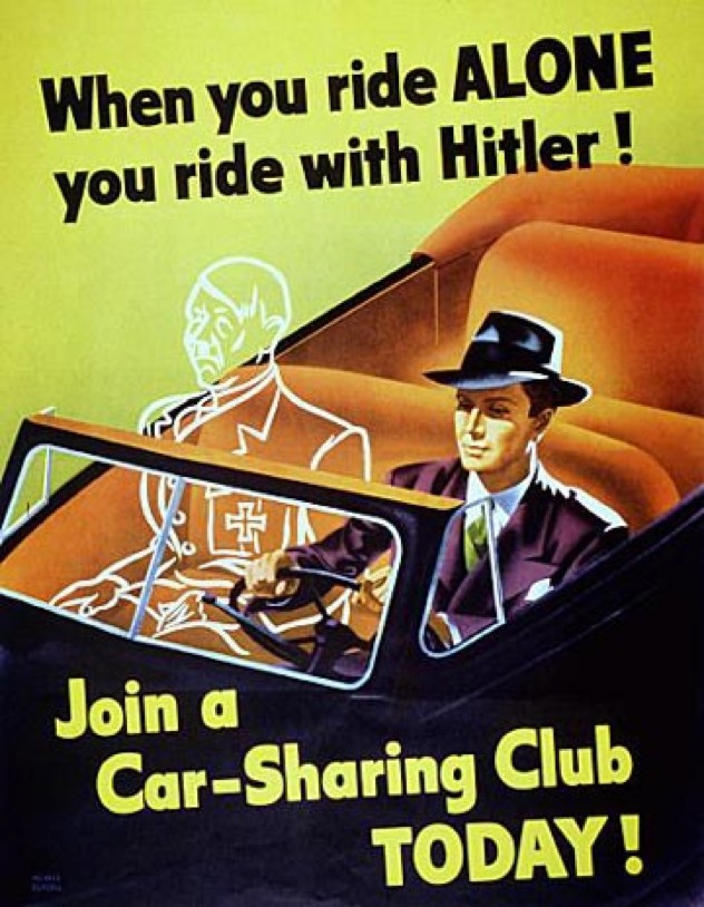 Ride With Hitler