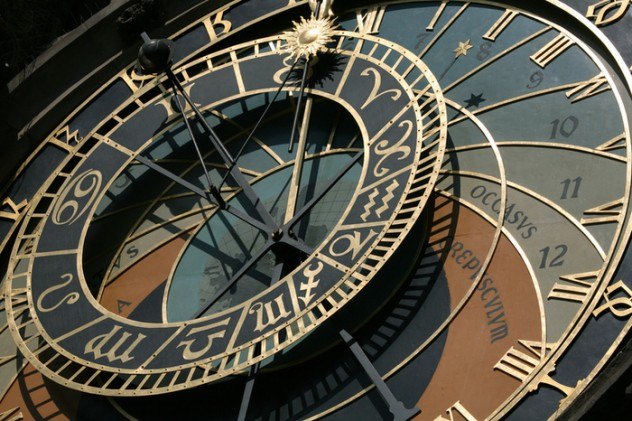 History of timekeeping devices in Egypt