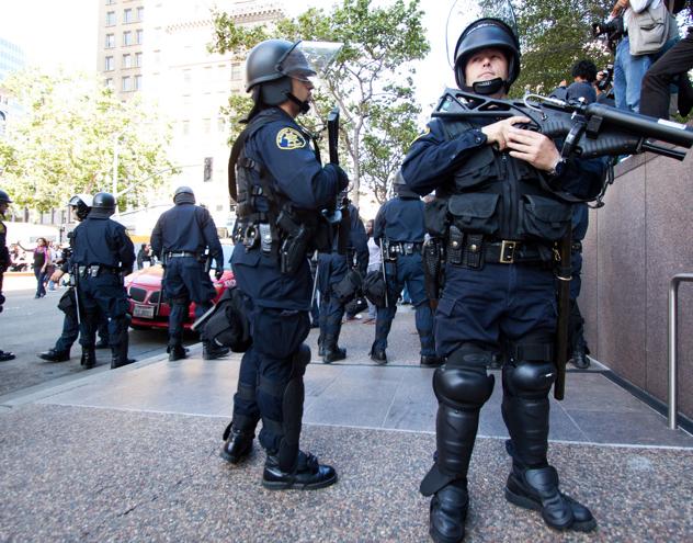 America-Police-State