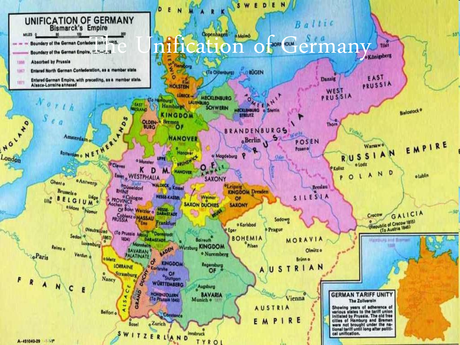 Top Lesser Known What If Scenarios Listverse - Germany unification map