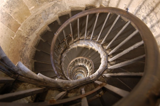 Monument_stairwell