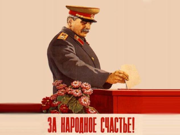 Stalin Valimas