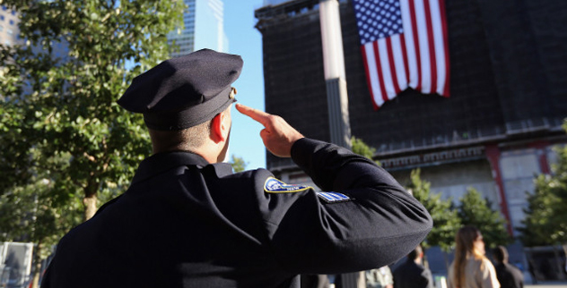 Photo of 10 Heroic Police Officers Who Gave Their Lives on 9/11