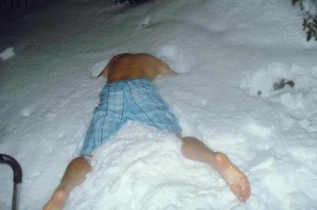 Snow - Underwear