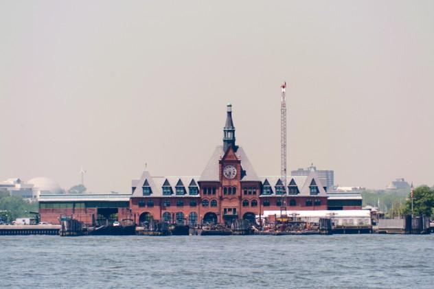Communipaw Terminal