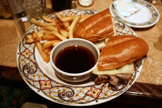 French_dip