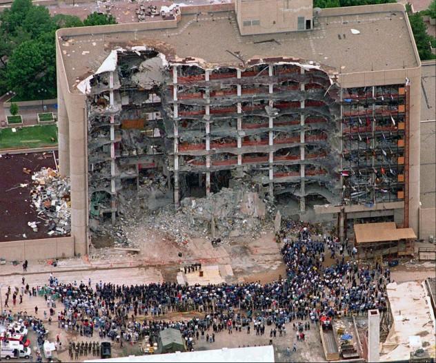 Oklahoma City Bombing 15th Aniversary