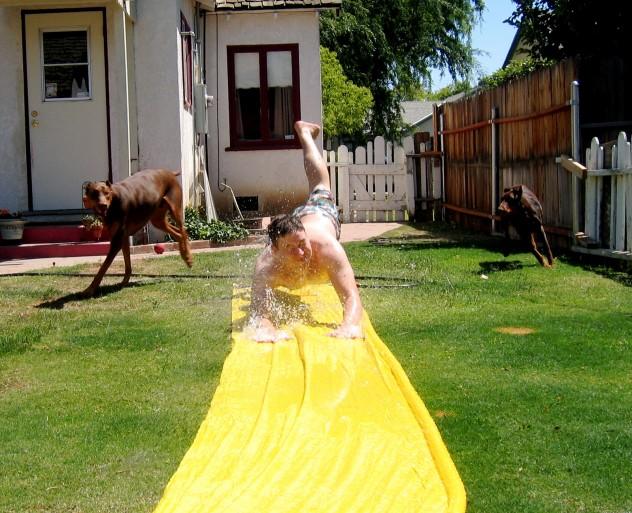 slip n slide