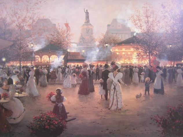 victorian paris
