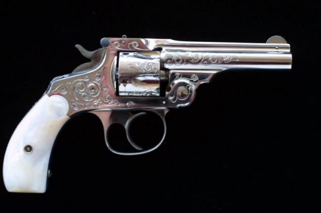 1800s gun