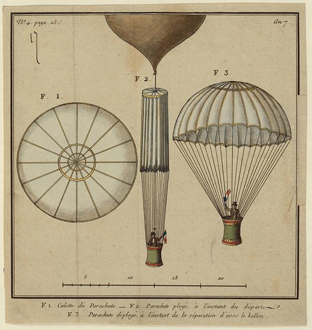 First_parachute