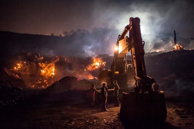 Jahria Coal Fields