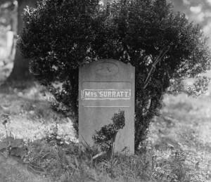 Mary-Surratt-Grave