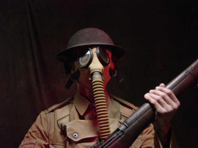 WWI Gas Mask