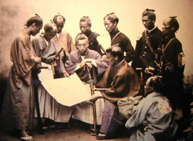Samurai Were The Rock Stars Of Their Time And Style Clothing Massively Influenced Fashion Era However Save For Most Formal