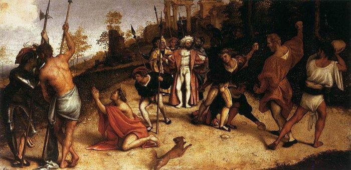 Martyrdom of st-stephen