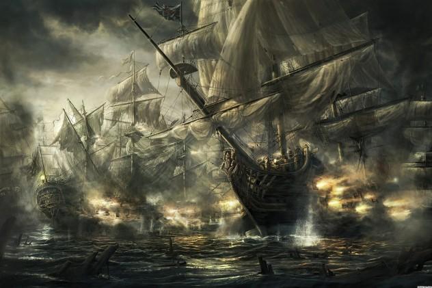 Pirate fleet