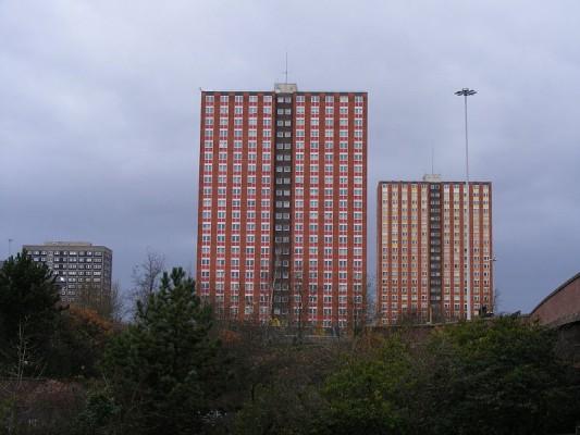 Salford_tower_blocks