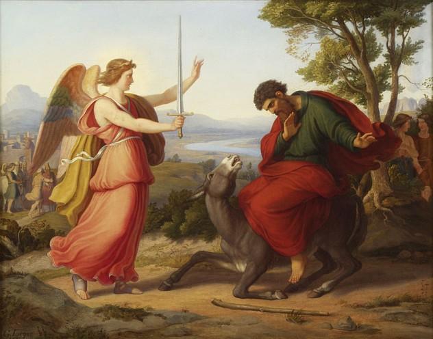 Balaam And Phinehas