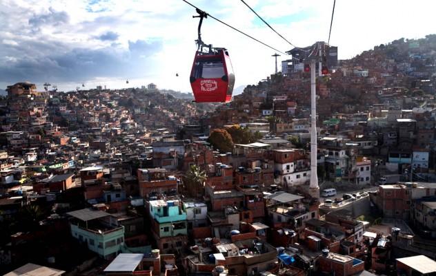 Rio de Janeiro favelas