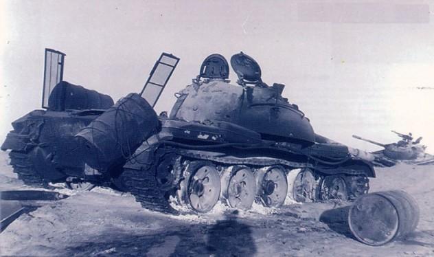 Longewala-Tank