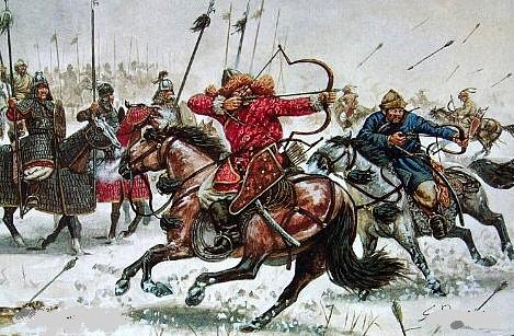 mongol-invasion