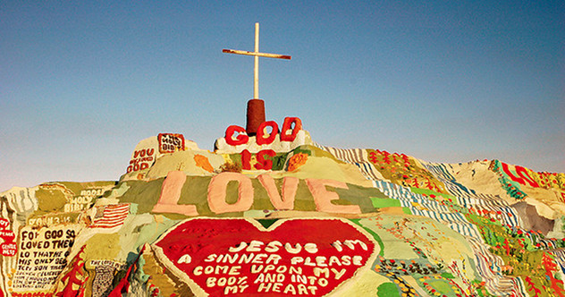 10 Roadside Attractions Ordained By God
