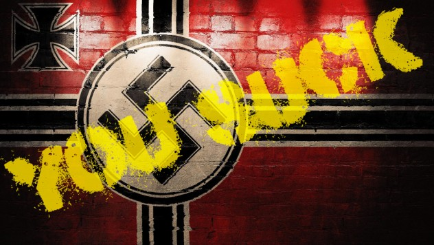 Nazi Symbole