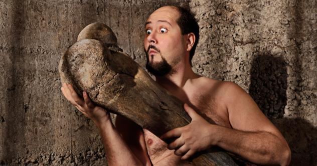 Caveman Hair Pulling : Surprising similarities we have with prehistoric people