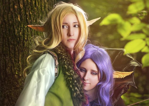 2- elves