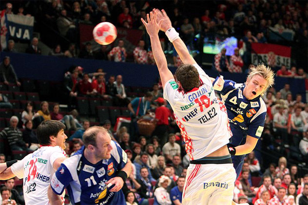 5- handball
