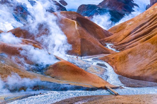 9- volcano
