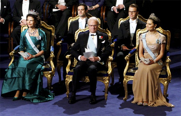 Nobel Prize Award Ceremony 2010
