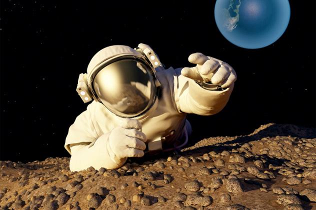 10- astronaut