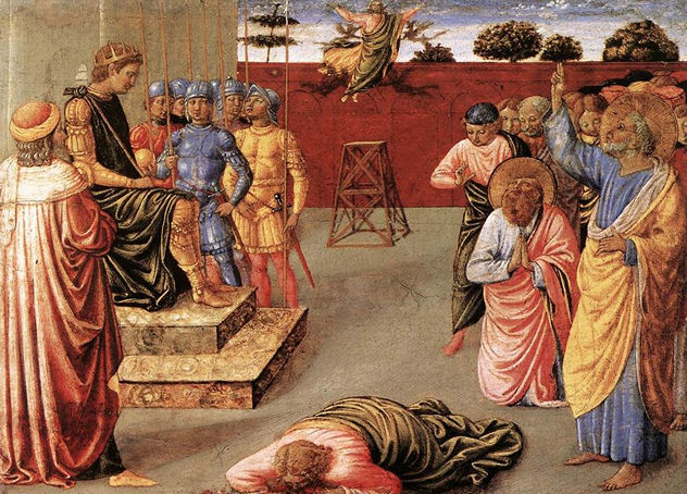 10 Bizarre Early Christian Sects - Listverse