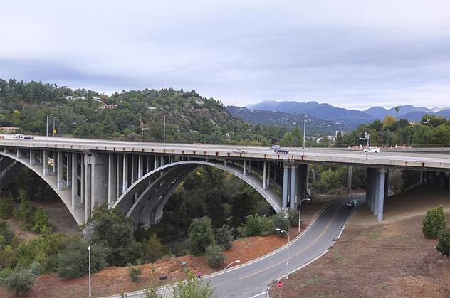 2- suicide bridge