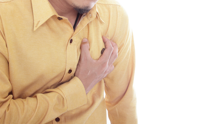 3- heart attack