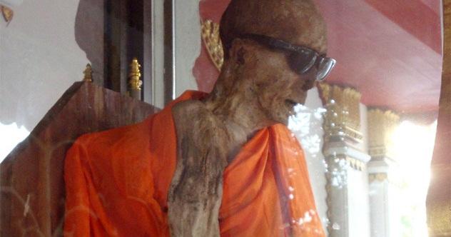 10 Bizarre Shrines To Religious Figures