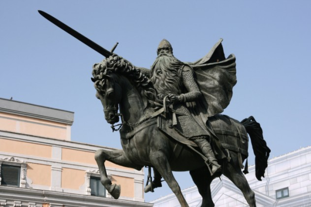 El Cid - Spanish hero