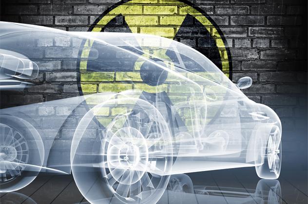 2- nuclear car