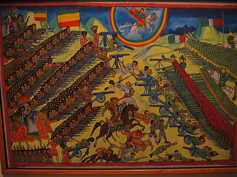 ItaloAbyssinianWarpainting