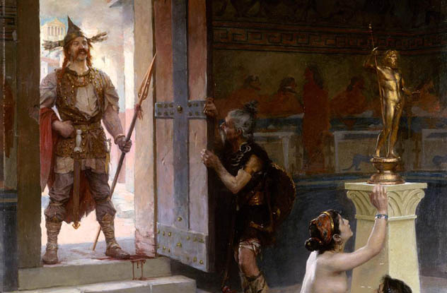 10 Epic Roman Military Disasters Your History Books Forgot ...