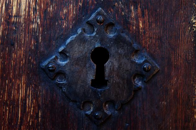 5- keyhole