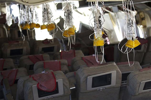 5- oxygen masks